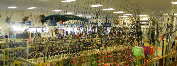 Fishing Supplies